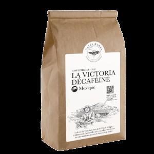 250 gr Café en grain la Victoria Mexique Cafés Trottet