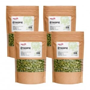 Pack Ethiopie 4x250G