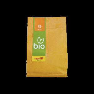 1 kg Café en grain N°17 Bio Cafés Trottet