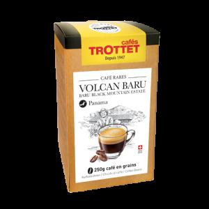 250 gr Café en grain Baru Black Mountain Cafés Trottet