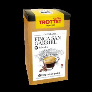 250 gr Café en grain San Gabriel Salvador Cafés Trottet