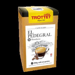 250 gr Café en grain El Pedegral Cafés Trottet