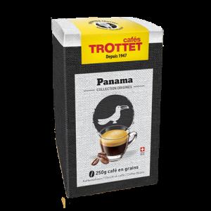 250 gr Café en grain Panama Cafés Trottet