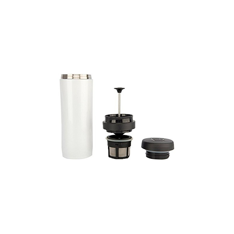 Travel Press 350Ml Blanc