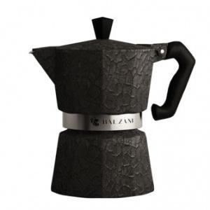 Moka Damasco Noire 3 Tasses