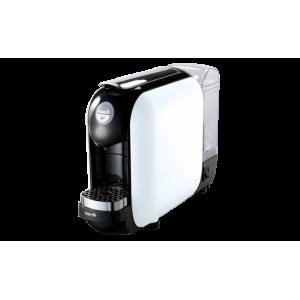 Machine à café compatible Nespresso G63 blanche