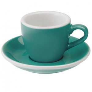 Tasses Espresso 80Ml Teal
