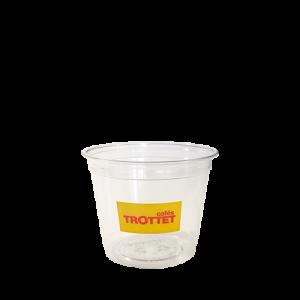 Trottet Plastic Cups 25 CL 50P