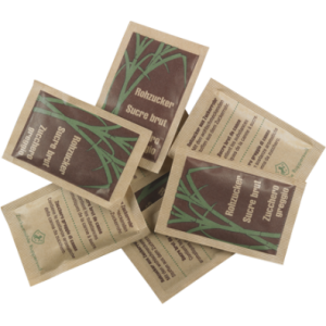 Trottet Brown Sugar in Sachets 1000 p
