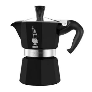 Bialetti - Moka Express 3 tasses noir