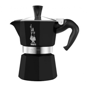 Bialetti - Moka Express 6 tasses noir
