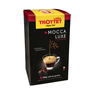 Mocca Luxe Deca 250Gr Grains