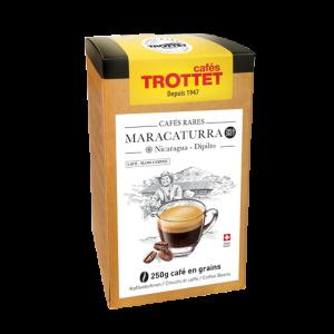 250 gr Café en grain Dipilito Caturra Nicaragua Cafés Trottet