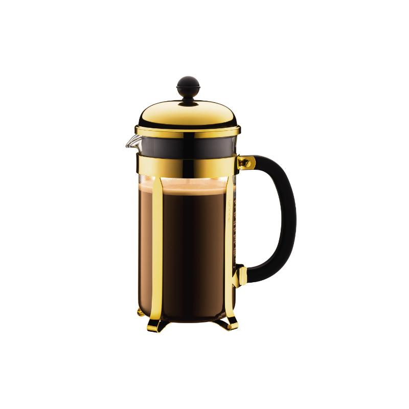 Bodum Chambord Cafetière à Piston 1 L