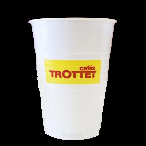 Trottet Plastic Cups 18CL