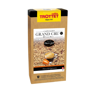 Grand Cru Costa Rica Caturra Gold Honey 10S