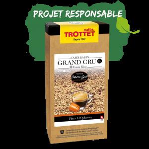 Grand Cru Costa Rica Caturra Gold Honey 10S