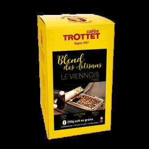Coffeebeans Blend des Artisans Le Viennois 250G