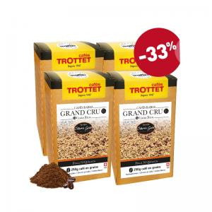 Costa Rica Caturra Gold 1KG Café en grains Pack