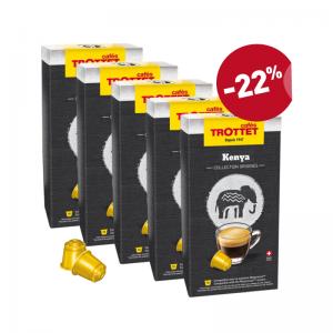 50 capsules Kenya Nespresso®* compatibles Pack
