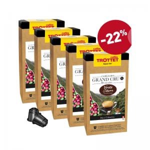 50 capsules Colombie Nespresso®* compatibles