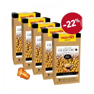 Costa Rica Catuai White Honey 5x10 capsules Pack