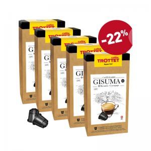 Rwanda Gisuma  10 capsules x 5 Pack