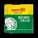 50 Caps Cafe Espresso Compatible Dosettes E.S.E. Cafés Trottet