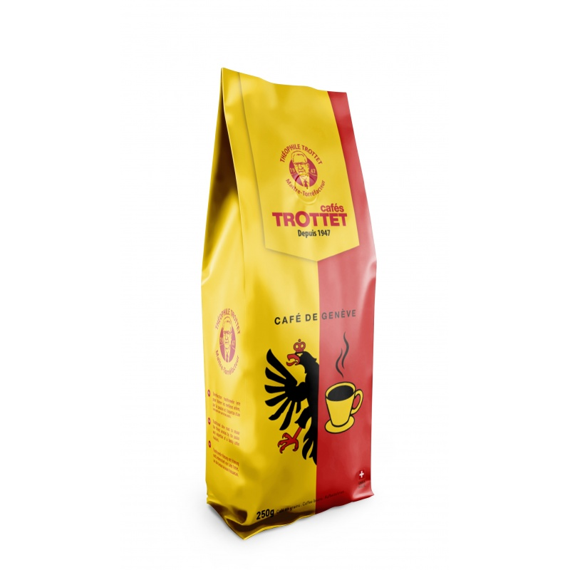 Cafe De Geneve 250Gr Grains
