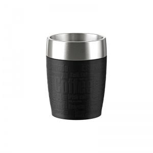 Emsa Gobelet Isotherme Travel Cup 0.2L Noir