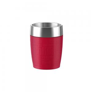 Emsa Gobelet Isotherme Travel Cup 0.2L Rouge