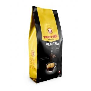 1 kg Café en grain Vénézia moulu Cafés Trottet